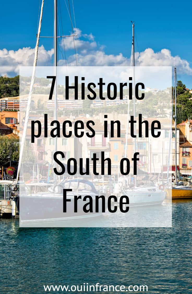 historic south of france