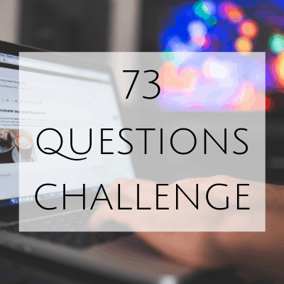 73 Questions challenge