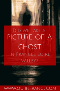 Did we take a picture of a ghost_