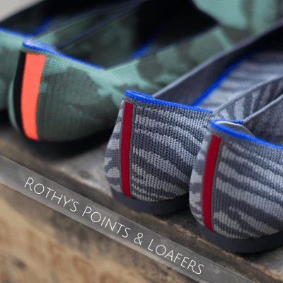 Rothy's Loafers review & why I love this brand