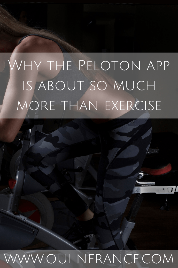 Why the Peloton app is about so much more than exercise