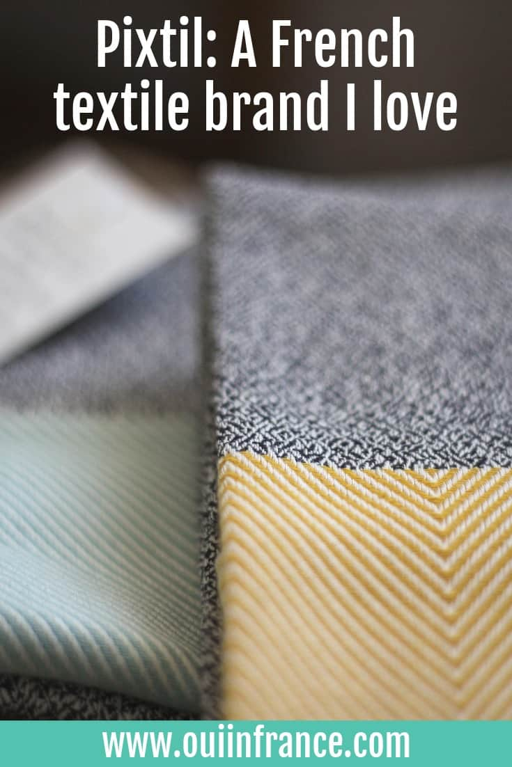 pixtil french textile brand