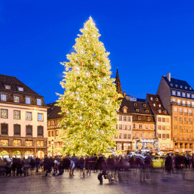best french christmas markets france