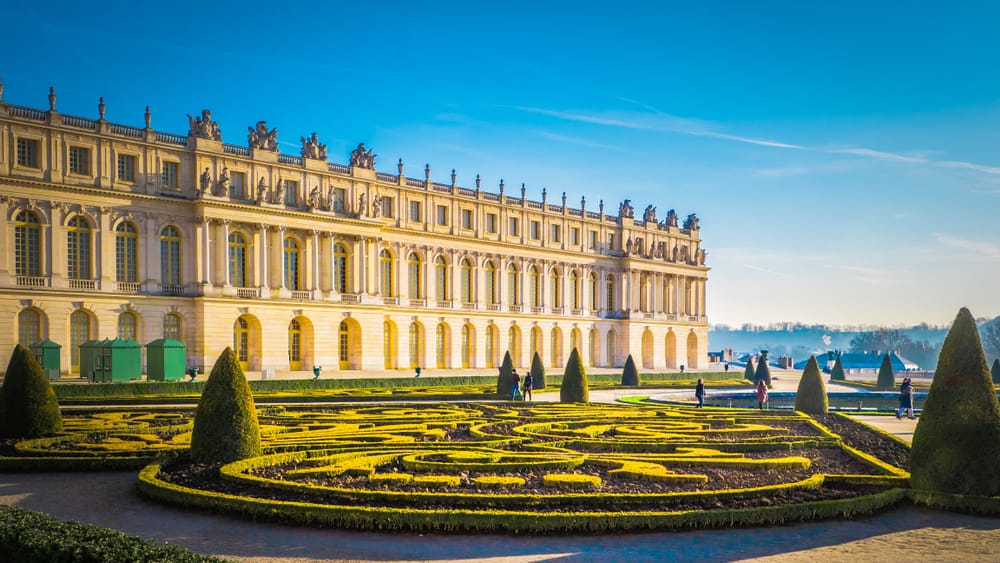best day trips from paris versailles