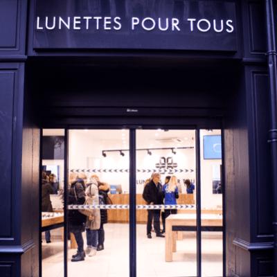Lunettes Pour Tous review: Affordable glasses & fast