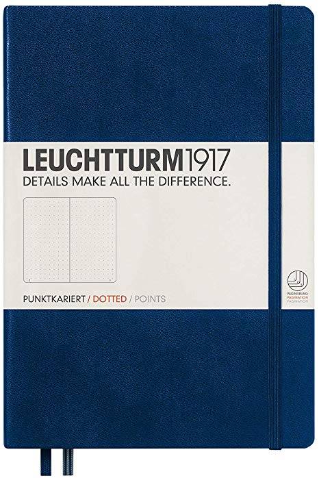 Leuchtturm1917 Medium Notebook