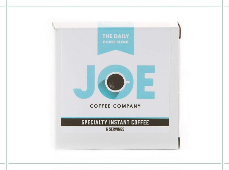 Joe Coffee Specialty Instant Coffee Packets