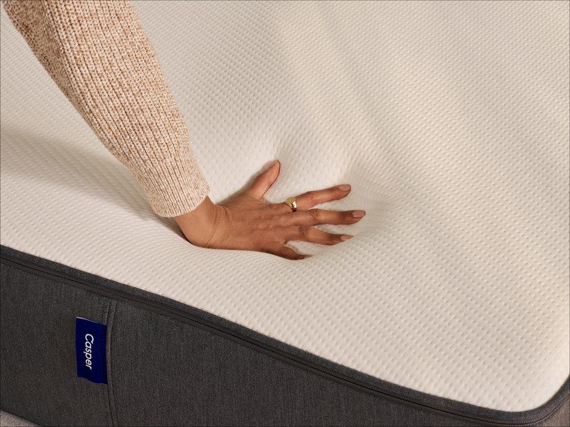 what does casper mattress feel like