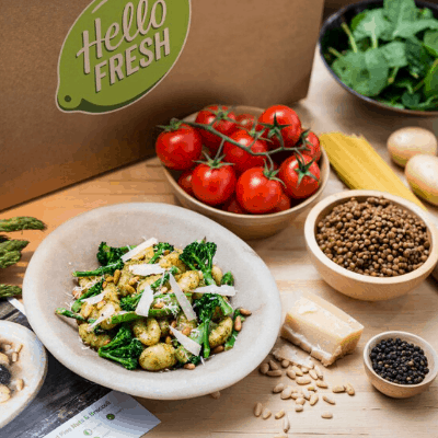 Meal delivery services in France I love: HelloFresh and Seazon