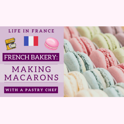 Making French macarons with a pastry chef (VIDEO)