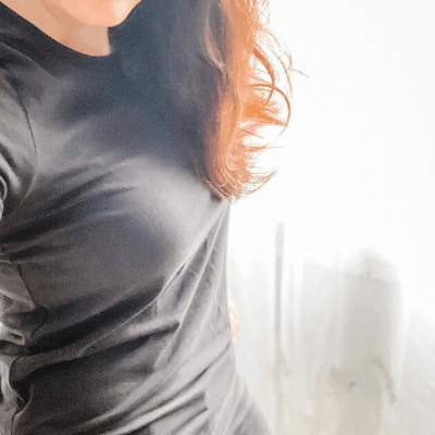 Organic Basics review: Best travel t-shirt for women