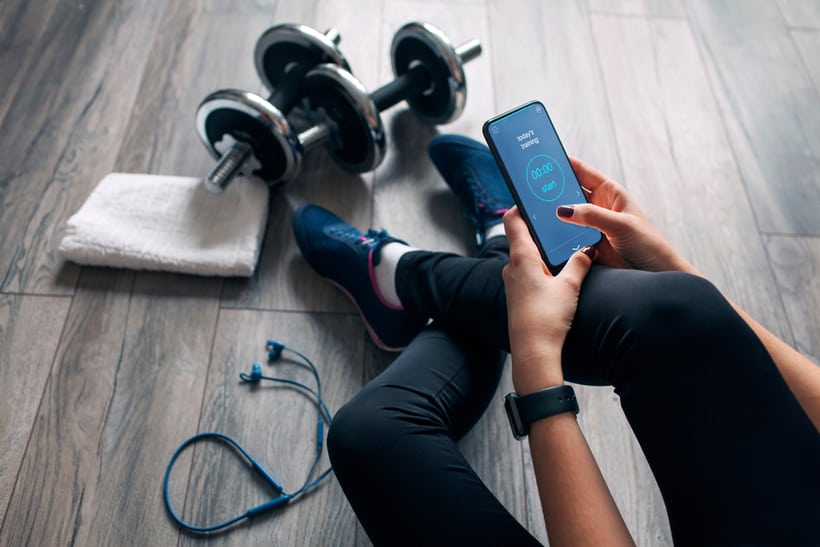 fitness apps for expats