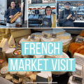 French market visit food tour france