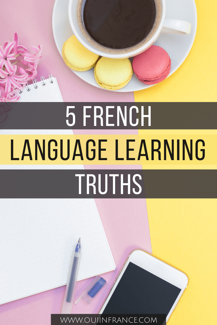 french language learning truths