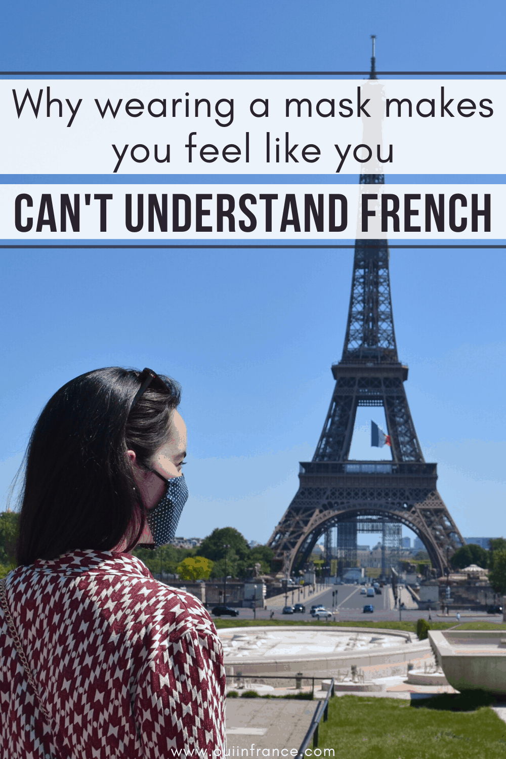 why wearing a mask makes French even harder for foreigners
