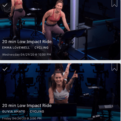 What are Peloton low-impact rides and why are they worth your time? (and 2 faves)