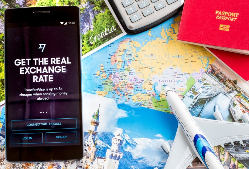 how to send money abroad transferwise