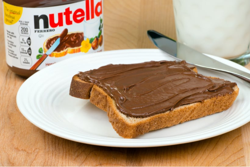 i hate nutella