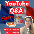 youtube q&a video oui in france