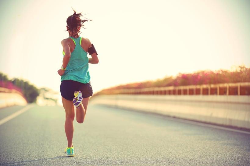 beginner running mistakes too fast