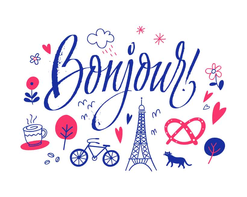bonjour magic word