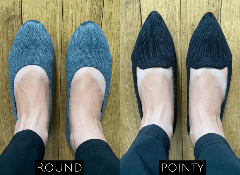 giesswein review flats recycled