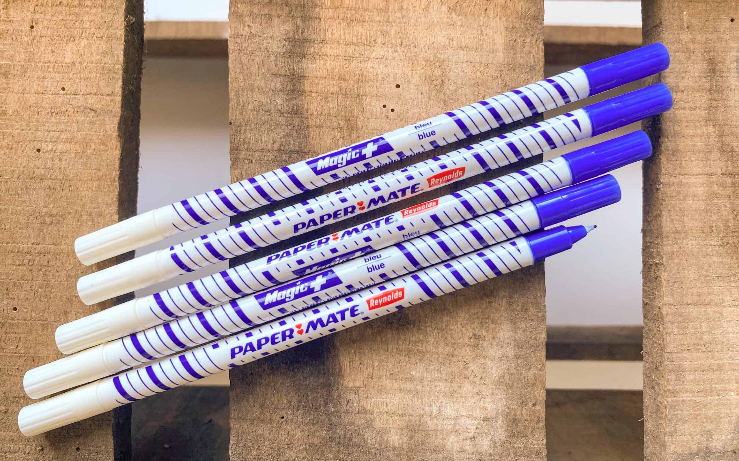 french ink eraser pens