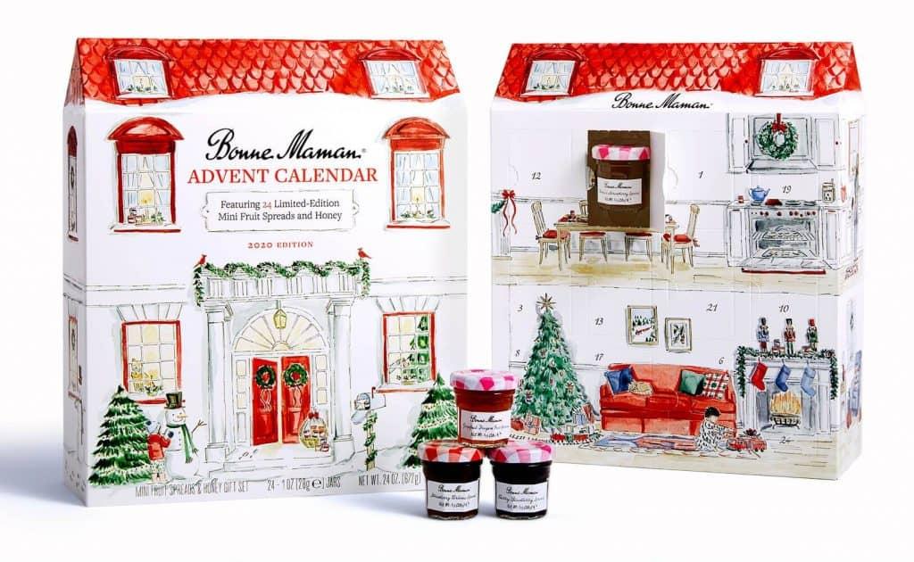 bonne maman advent calendar 2020