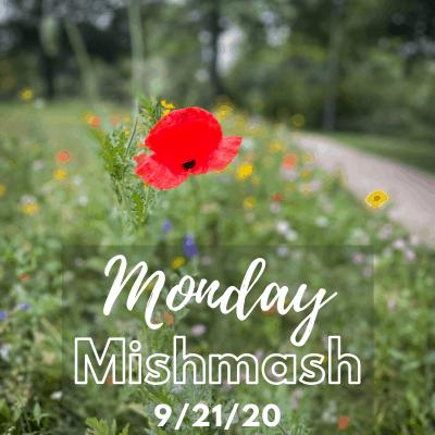 Monday Mishmash 9/21/20