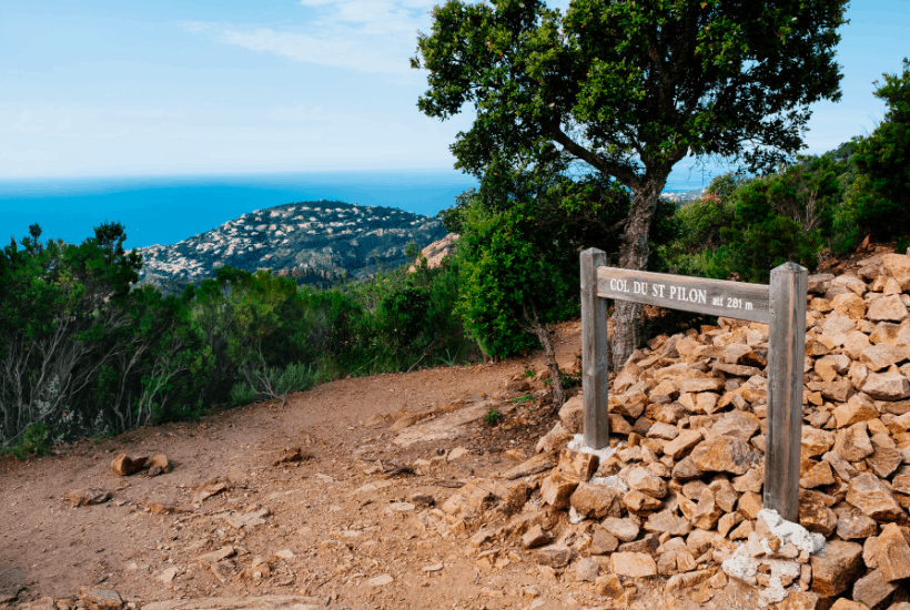french hike provence