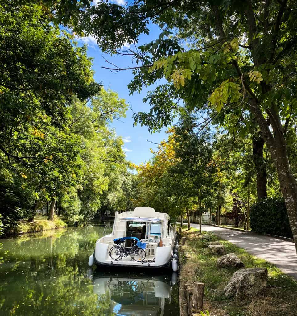 nicols cruise boat charente river france