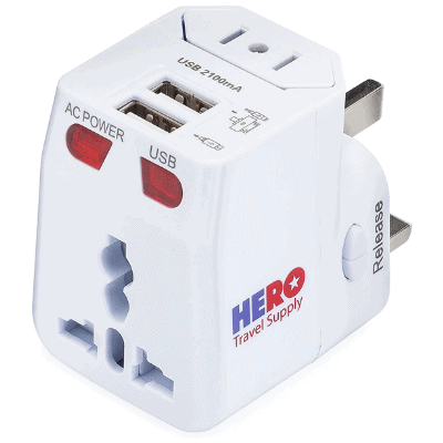 france travel adapter