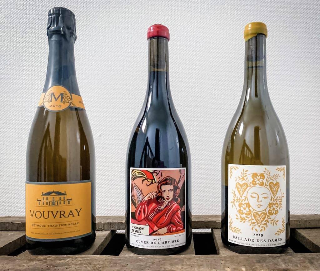 montdomaine wine tasting loire valley