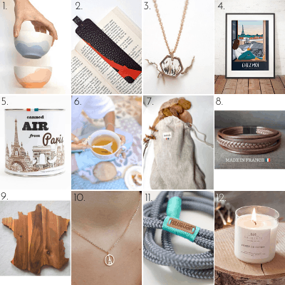 best french gifts on etsy