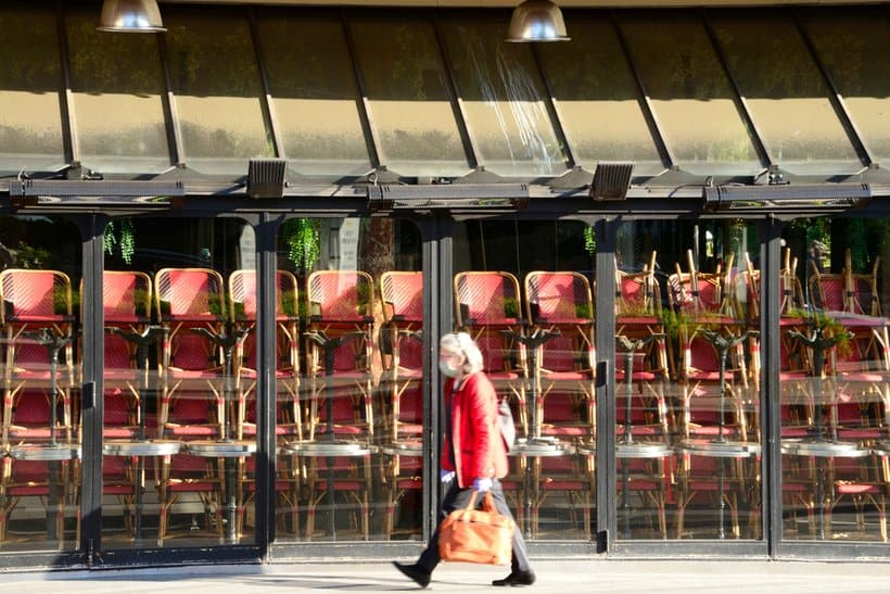 france lockdown info paris