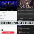 les mills vs peloton