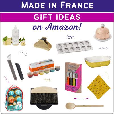 14 French things: Made in France gifts you can buy on Amazon