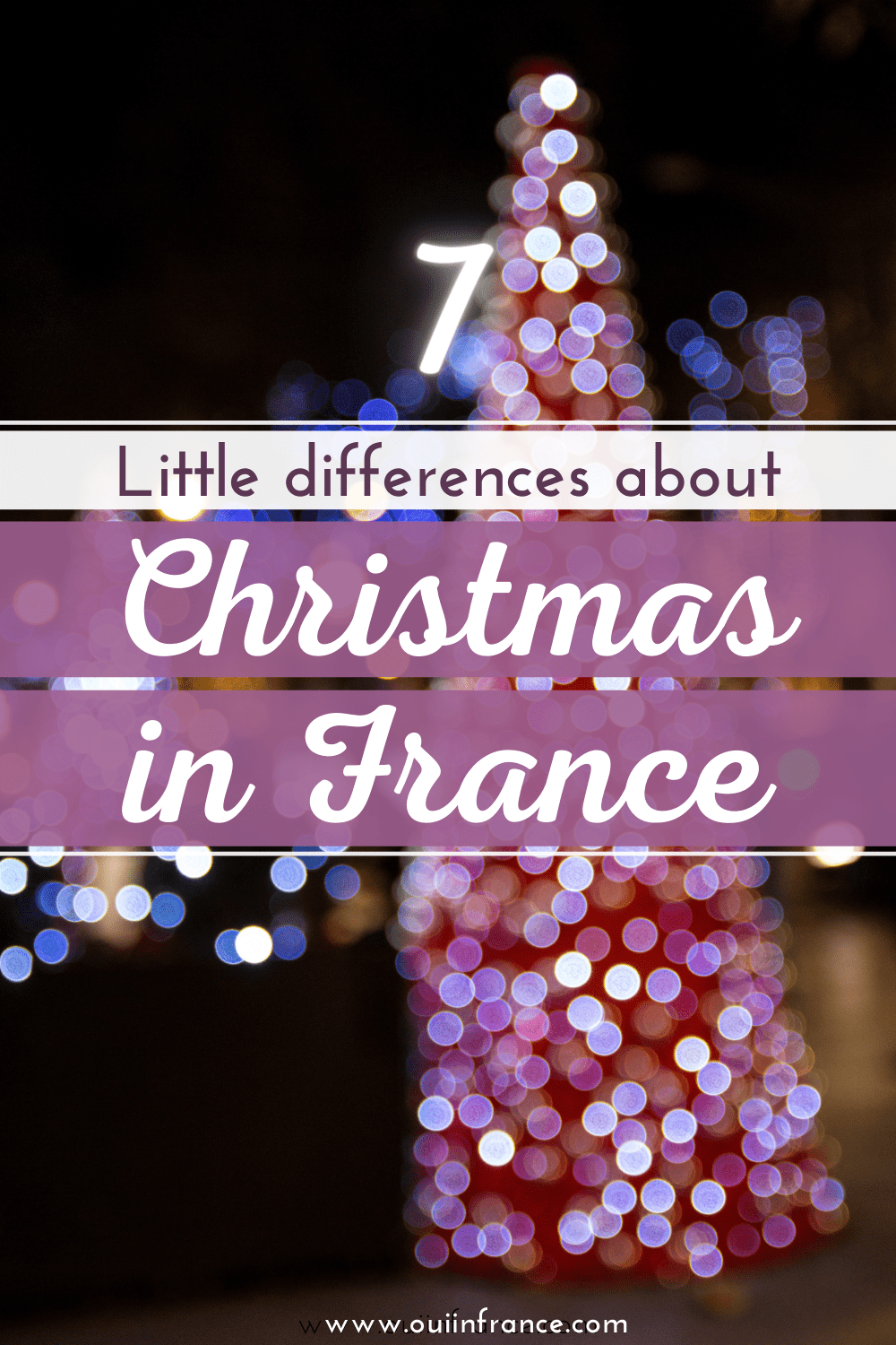 christmas in france differences