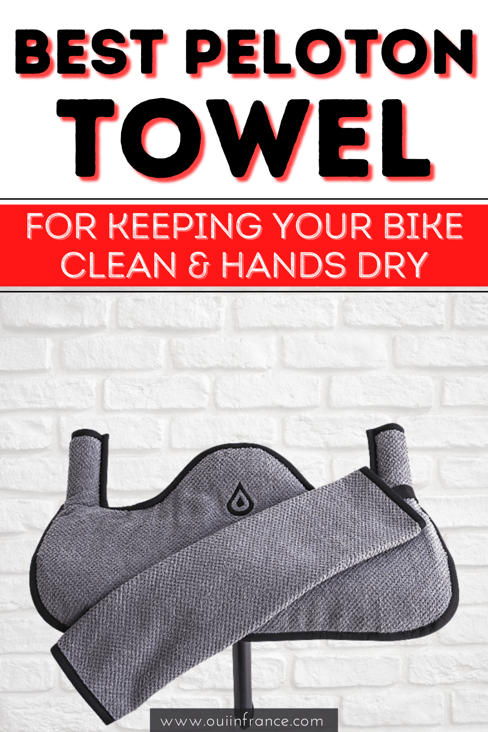 Best Peloton Towel & accessories