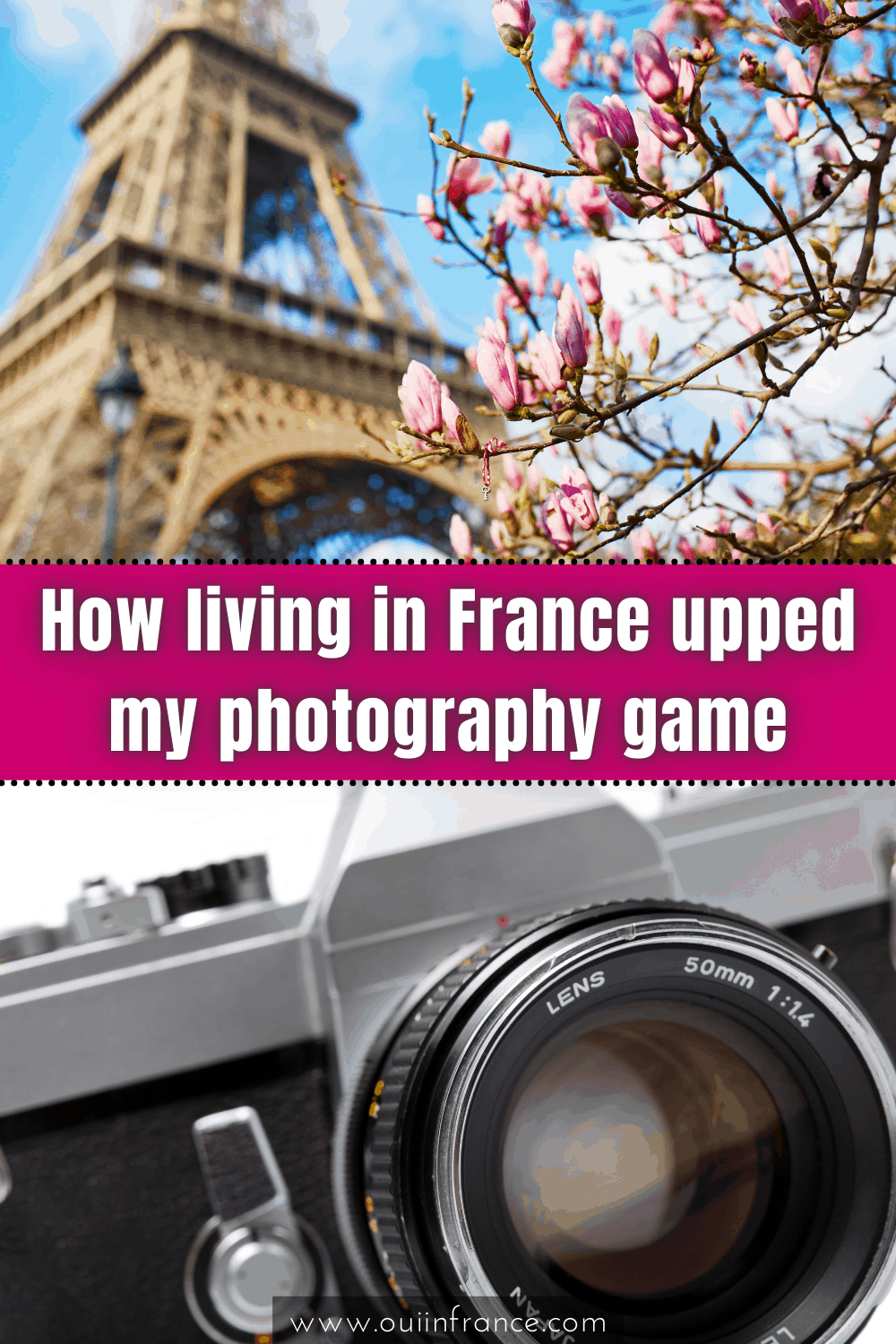How living in France transformed my photography