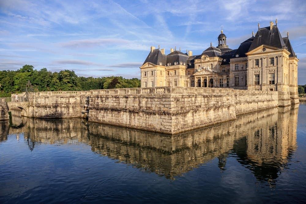 best french chateau de vaux le vicomte