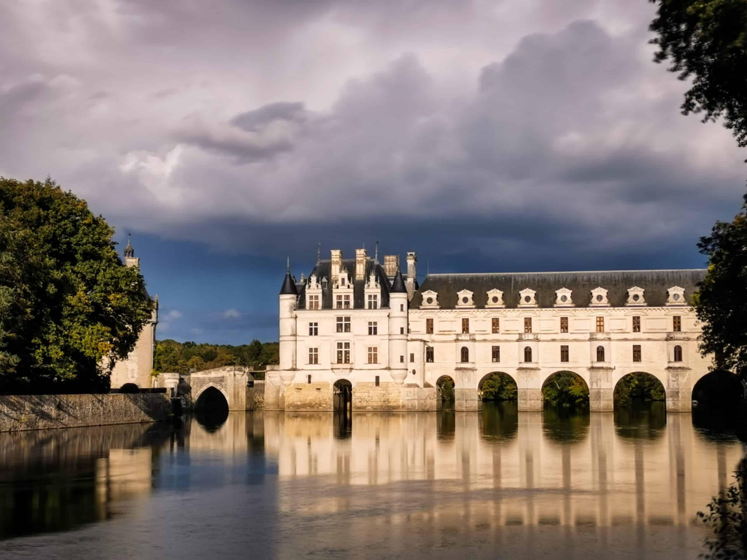 chateau de chenonceau france
