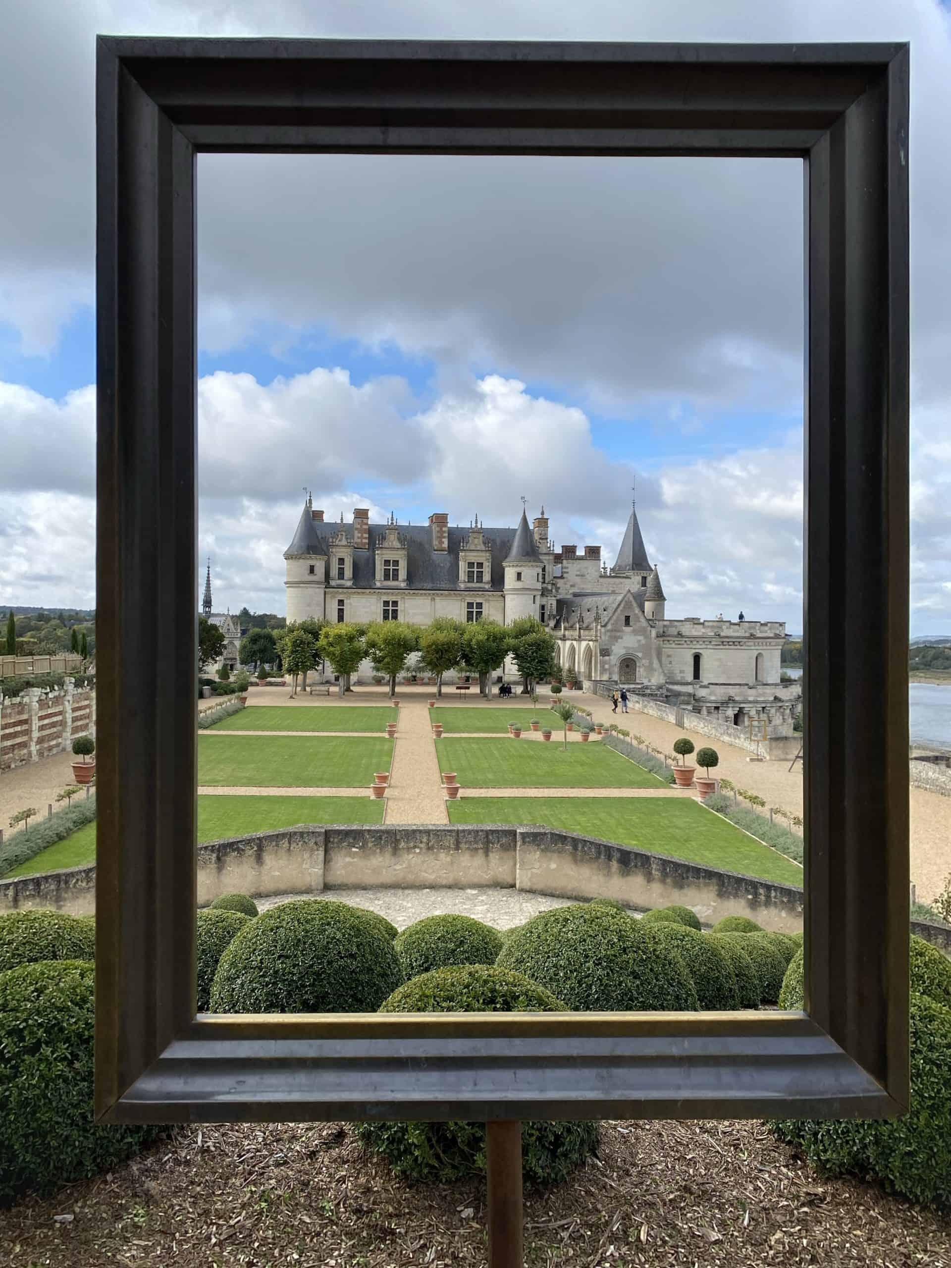 chateau d'amboise france castles