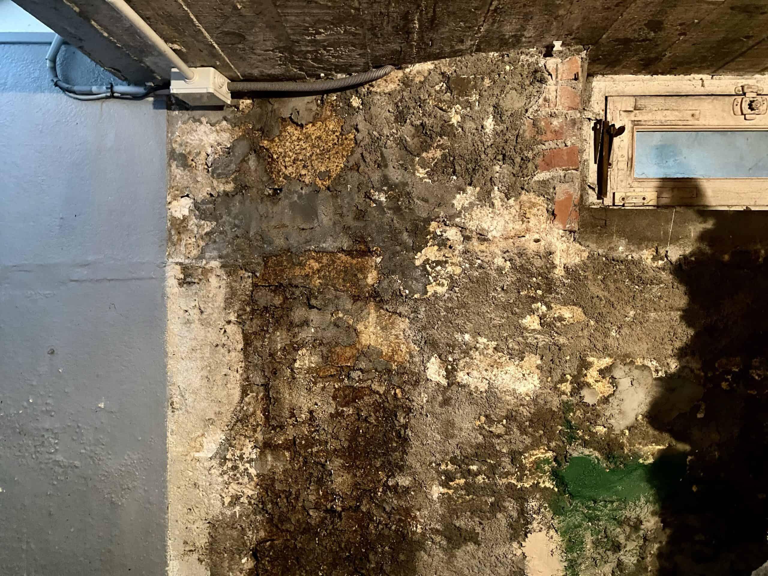 french plumbing wet wall