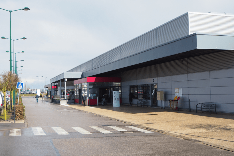 beauvais airport paris