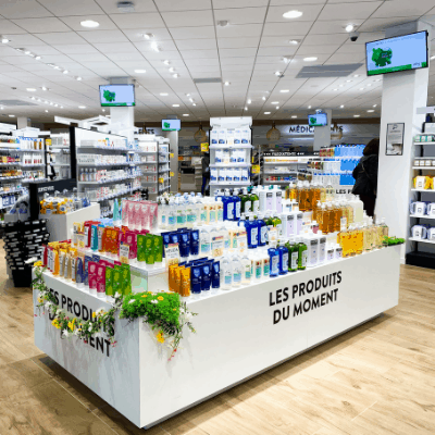 Behind the scenes at a French pharmacy (VIDEO)