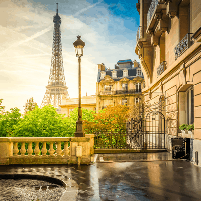 But you live in Paris: The Myth of the City of Lights