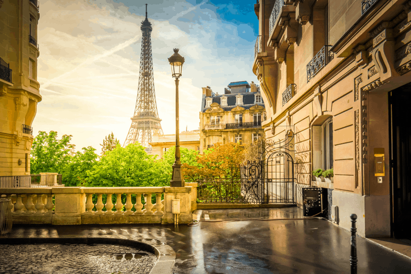 moving to paris during the pandemic