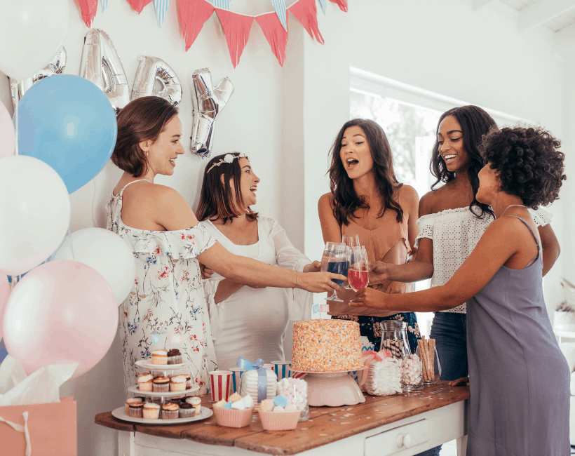 french women don't have baby showers