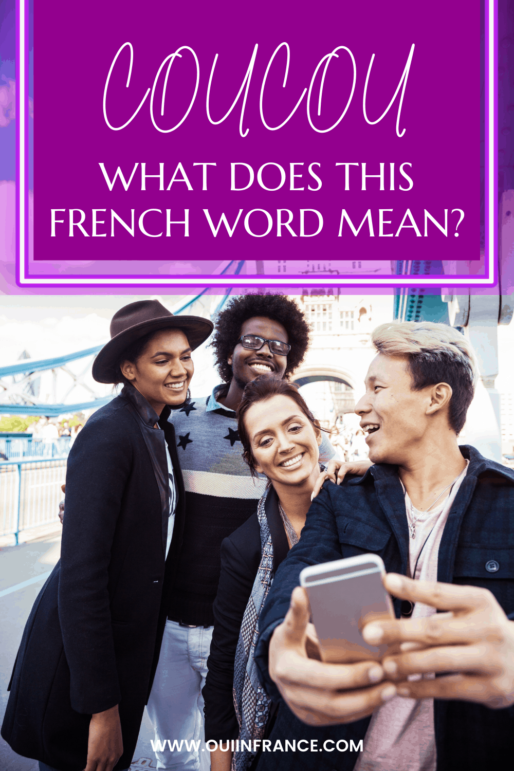 coucou meaning in english